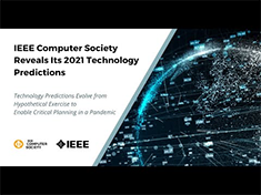 Technology Spotlight - technology predictions for 2021