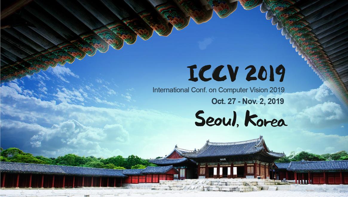 ICCV 2019