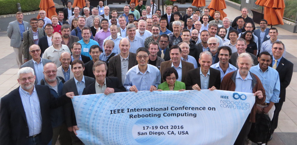 1st International Conference on Rebooting Computing (ICRC 2016)