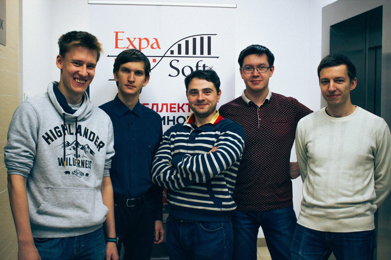 Members of the Expasoft Team