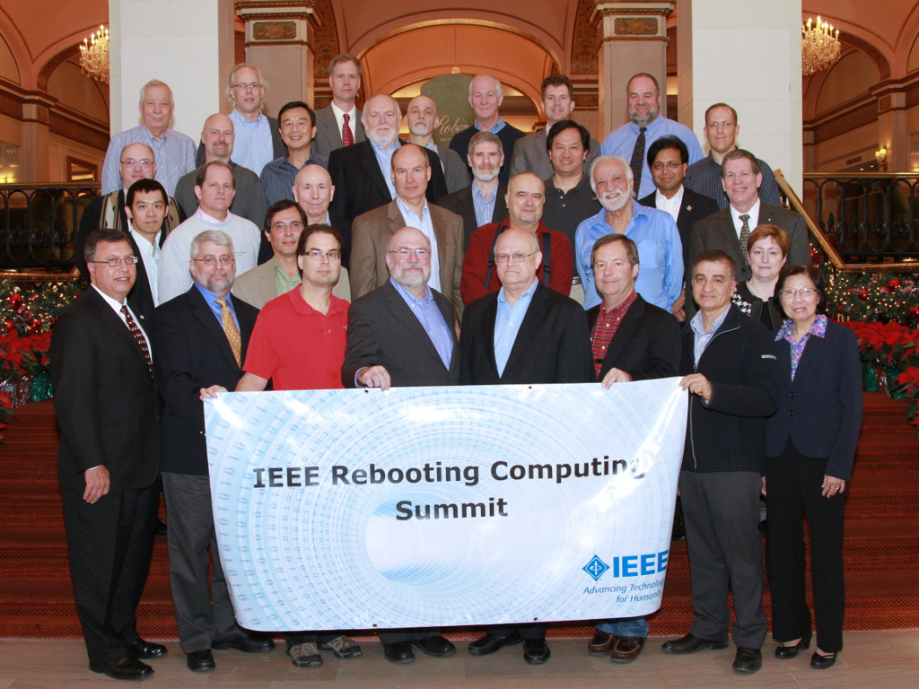 First Rebooting Computing Summit (RCS 1)